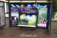 Bussiootepaviljonid ja valgusvitriinid