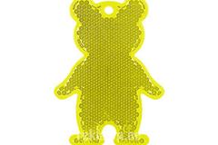 Kõvapinnaline helkur - karu