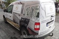 Reklaamkleebised sõidukile - Granitkungen