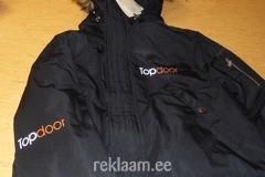 Logo trükk jopele - TopDoor