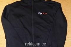 Logoga dressipluus - TopDoor