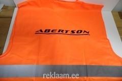 Helkurvest logoga - Abertson