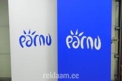 Roll up bänenrid - Pärnu