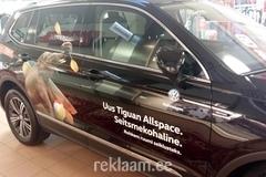 Reklaamkleebised autol