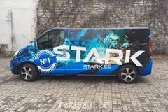 Full wrapp Stark.ee autole