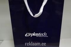 Logoga paberkott - Playtech