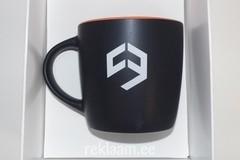 Logoga kruus