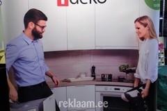 Kumer reklaamsein - iDeko