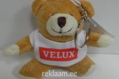 Logoga võtmehoidja - Velux