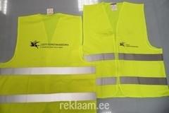 Trükiga helkurvest - Eesti Kunstiakadeemia