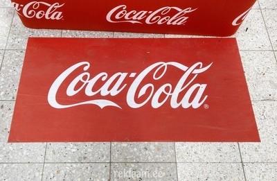 Coca Cola PÕRANDAKLEEBIS