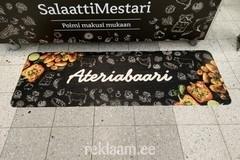 Põrandakleebised - Ateriabaari