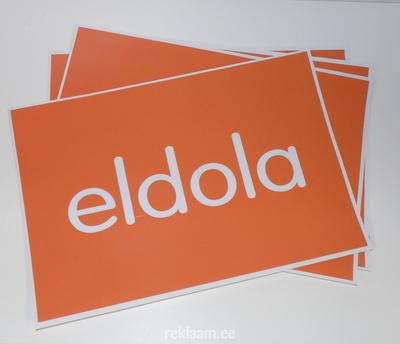 Reklaamkleebised - Eldola