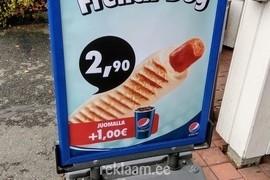 Reklaamalus välitingimustesse