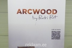 Roll up stend - Arcwood