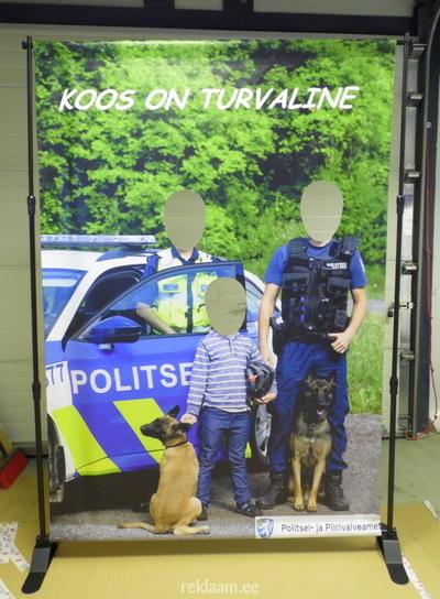 Politsei fotosein