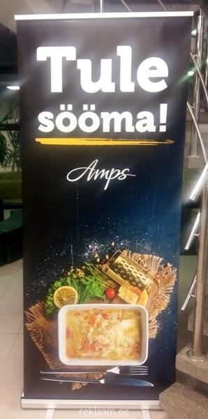 Roll up - Tule Sööma! Amps