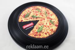 Frisbee Grandiosa Pizza