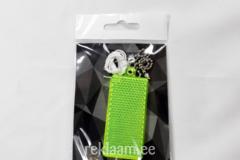 Plastikhelkur, ristkülik, heleroheline