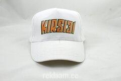 Valge nokamüts Kirsi Kainulainen