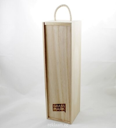 Puidust veinikarp Grassmark