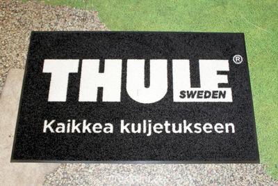 Logomatt THULE
