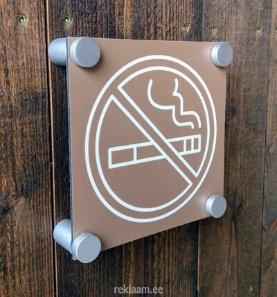 Suitsetamist keelav silt