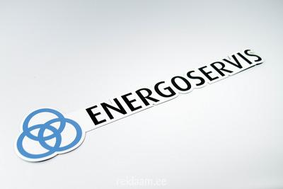 Magnetkleebis Energoservis