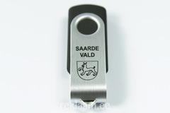 USB mälupulk, Saarde vald