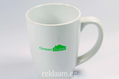 Trükiga kruus GreenCube
