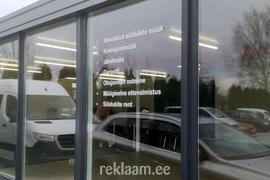 Aknakleebised Balti Autokeskus