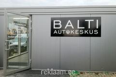 Fassaadisilt, Balti Autokeskus