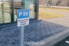 Parkimiskoha tähis, Favorte