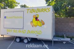 Reklaamkleebised, Tibuburks