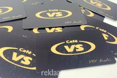 Kliendikaardid, Cafe VS