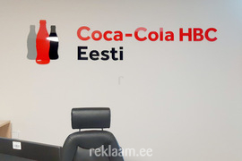 3D seinalogo, Coca-Cola HBC Eesti