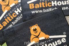 Logoga uksematt, Baltic House