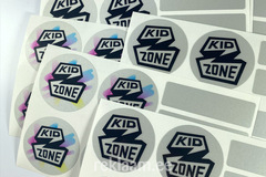 Logokleebis, KidZONE