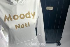 Reklaamkingitused logoga, Moody Nati