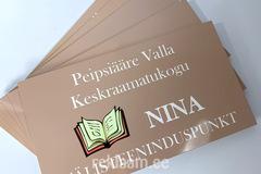 Sildid, Peipsiääre Valla Raamatukogu