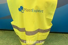 Trükiga helkurvest, PlastExpert