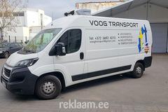 Autokleebised, Voog Transport