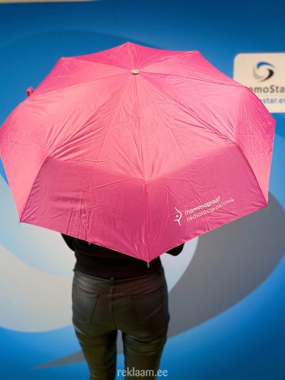 Trükiga vihmavari, Mammograaf