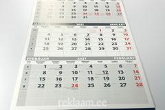 Oma disainiga kalender, Dreibau
