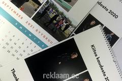 Oma fotodega kalender, Motorsline Kainulainen