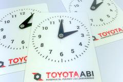 Trükiga parkimiskell, Toyota