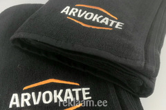 Logotikandiga saunalina, Arvokate OY