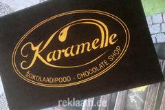 Logovaip, Karamelle