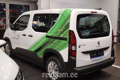 Autokleebised, Eesti Energia