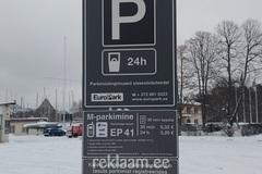 Tasulise parkimisala silt